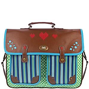Портфель школьный для девочек LIEF! цвет Doily