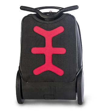 Рюкзак на колесах Nikidom GOAL XL Футбол арт. 9000 (27 литров), - фото 3