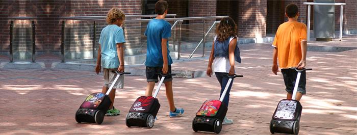 Рюкзак на колесах Nikidom GOAL XL Футбол арт. 9000 (27 литров), - фото 8