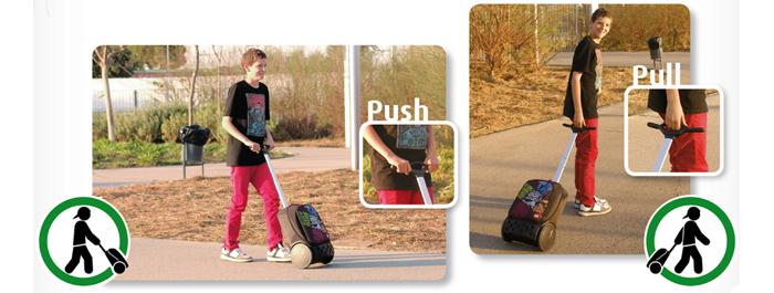Рюкзак на колесах Nikidom GOAL XL Футбол арт. 9000 (27 литров), - фото 5
