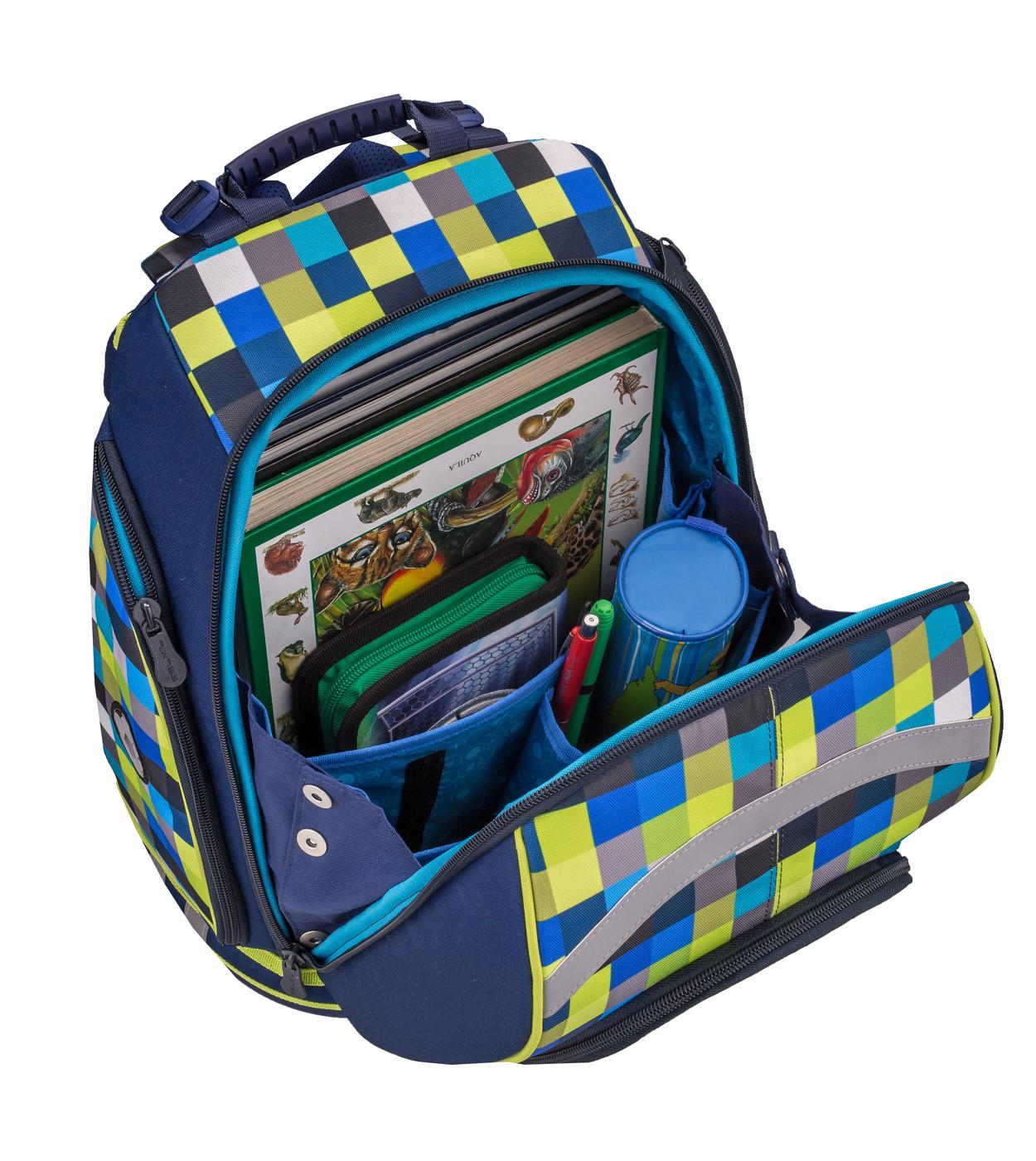 Подростковый рюкзак Belmil FUNCTIONAL 405-37 GAMES, - фото 2