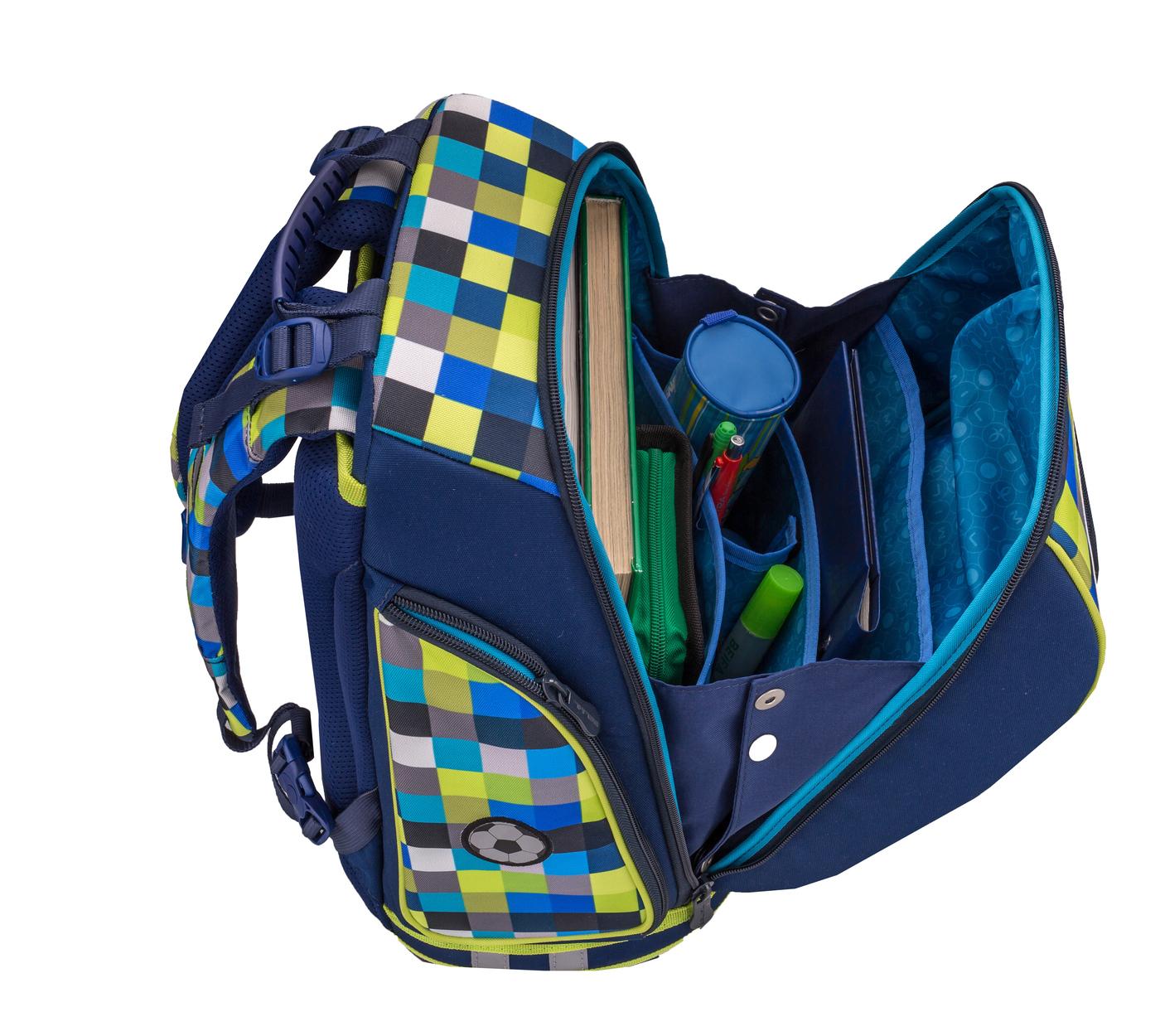 Подростковый рюкзак Belmil FUNCTIONAL 405-37 GAMES, - фото 3
