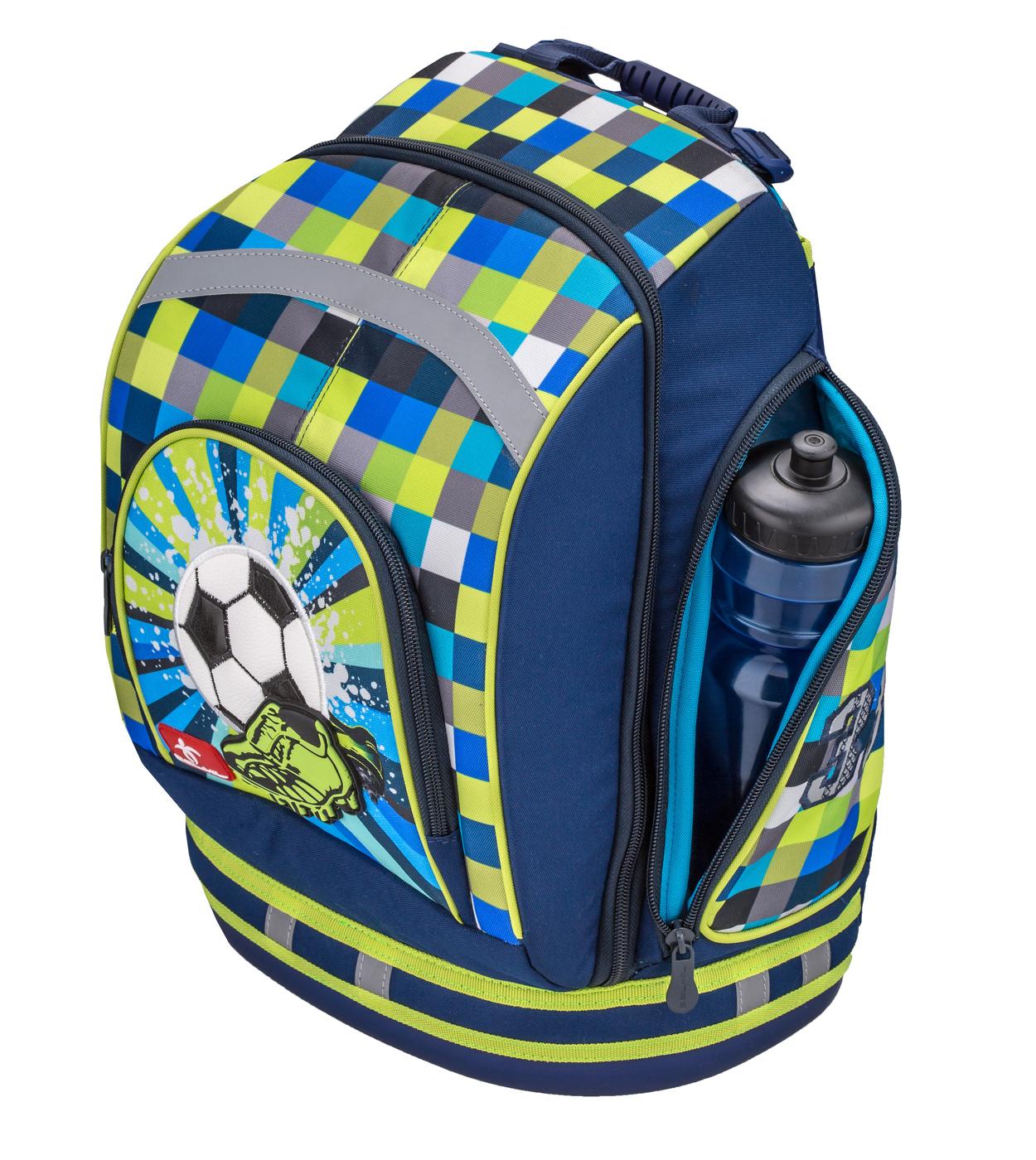 Подростковый рюкзак Belmil FUNCTIONAL 405-37 GAMES, - фото 4