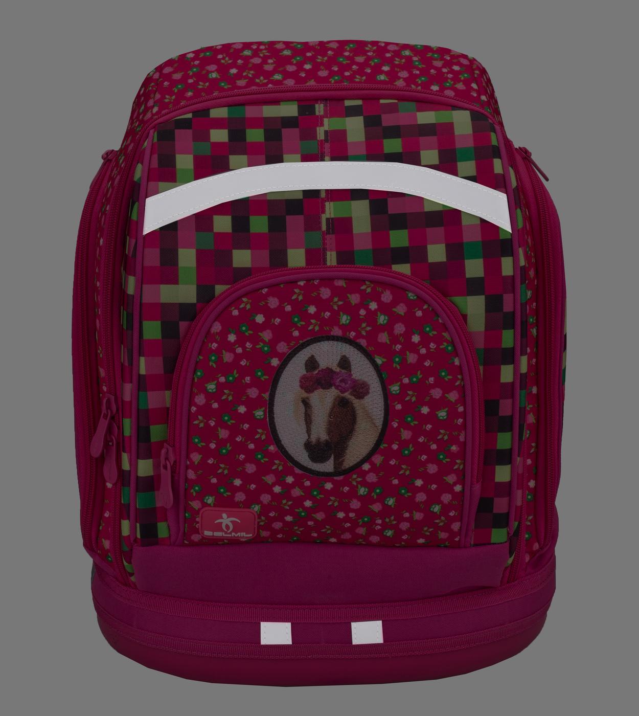 Подростковый рюкзак Belmil FUNCTIONAL 405-37 GAMES, - фото 9