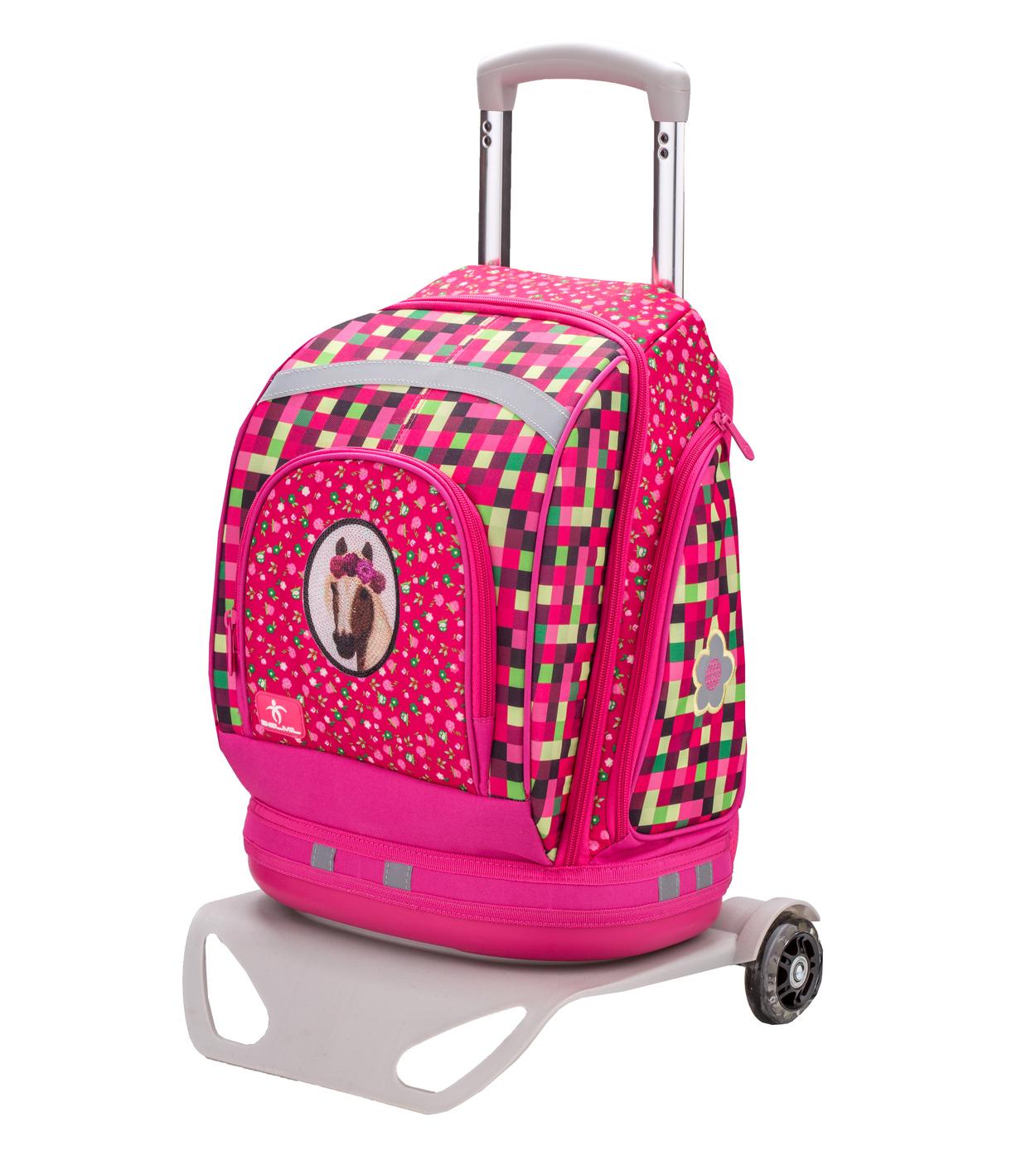 Подростковый рюкзак Belmil FUNCTIONAL 405-37 GAMES, - фото 7