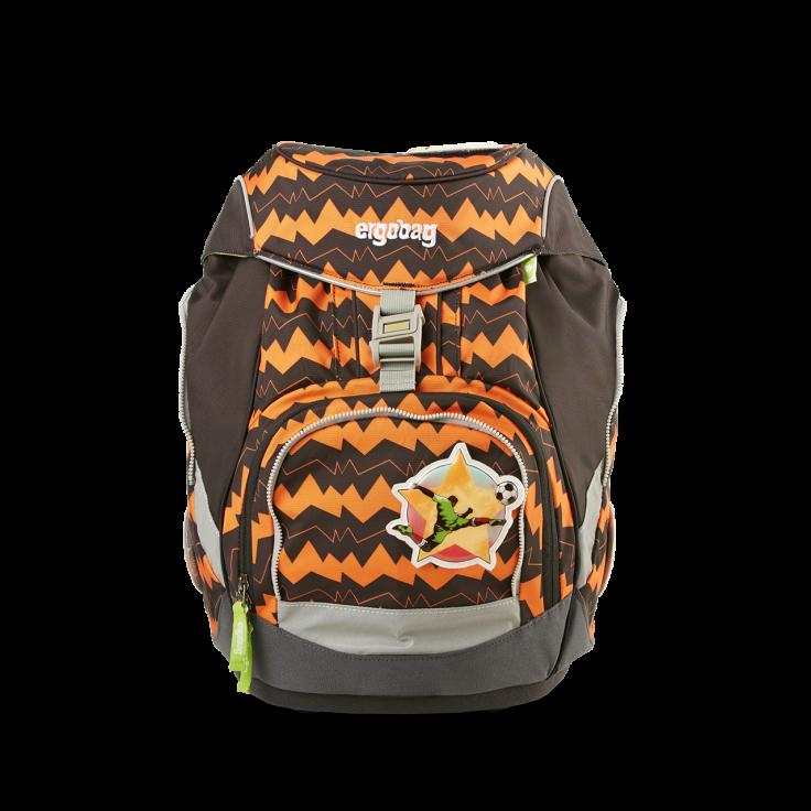 Рюкзак Ergobag BEAReferee с наполнением + светоотражатели в подарок, - фото 2