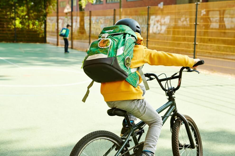 Рюкзак Ergobag BEAReferee с наполнением + светоотражатели в подарок, - фото 19