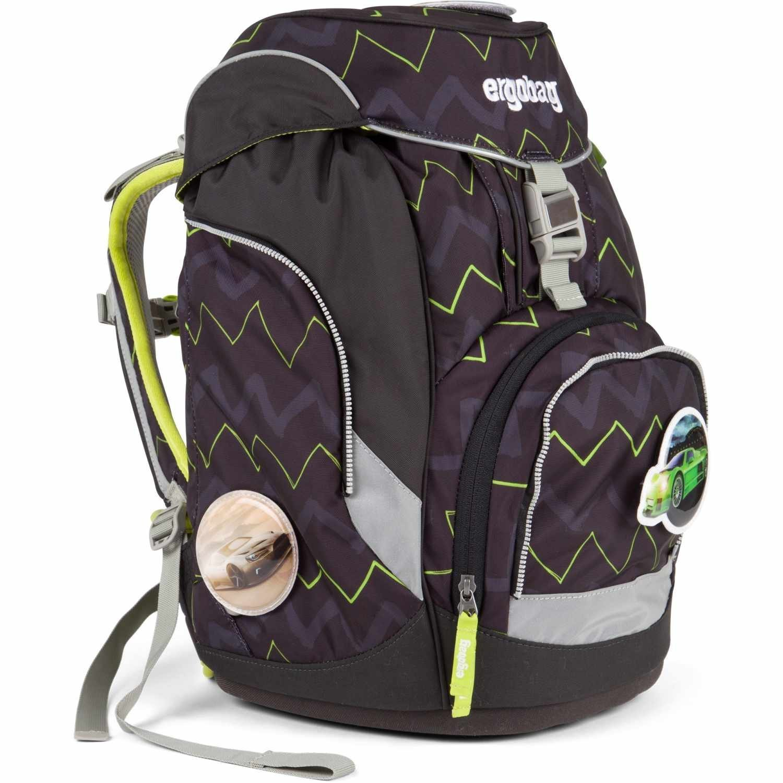 Рюкзак Ergobag HorsepowBear с наполнением + светоотражатели в подарок, - фото 6