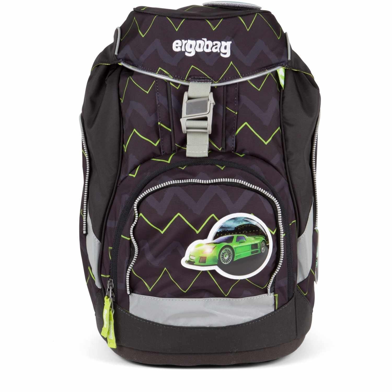 Рюкзак Ergobag HorsepowBear с наполнением + светоотражатели в подарок, - фото 2