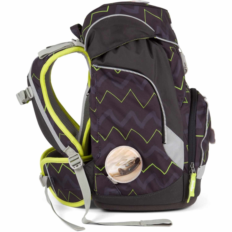 Рюкзак Ergobag HorsepowBear с наполнением + светоотражатели в подарок, - фото 7
