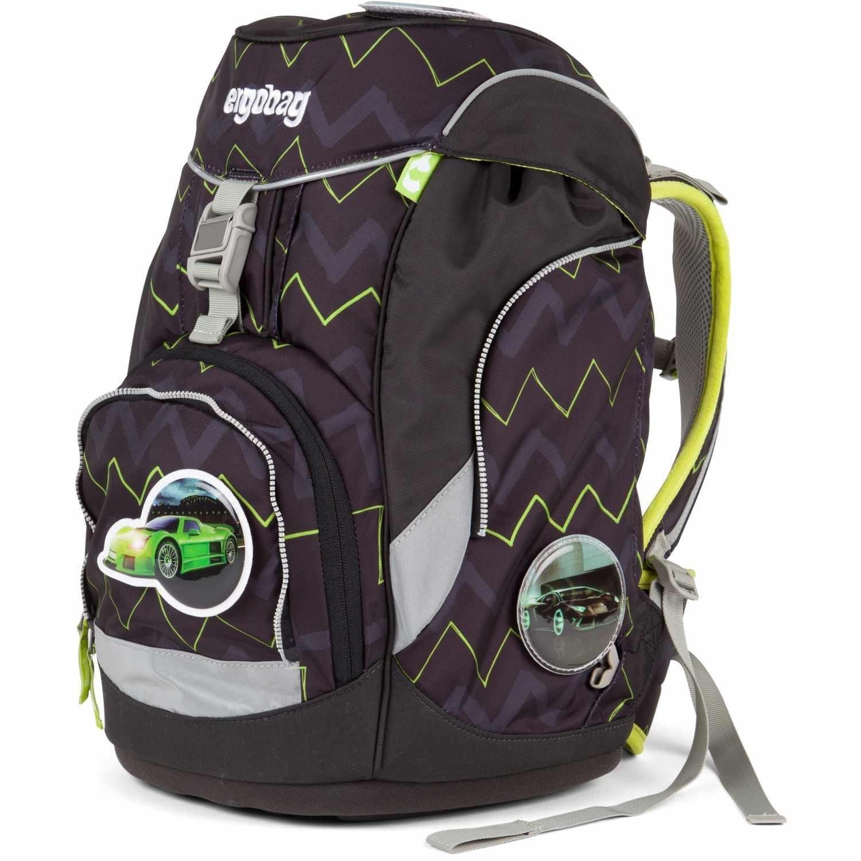 Рюкзак Ergobag HorsepowBear с наполнением + светоотражатели в подарок, - фото 3