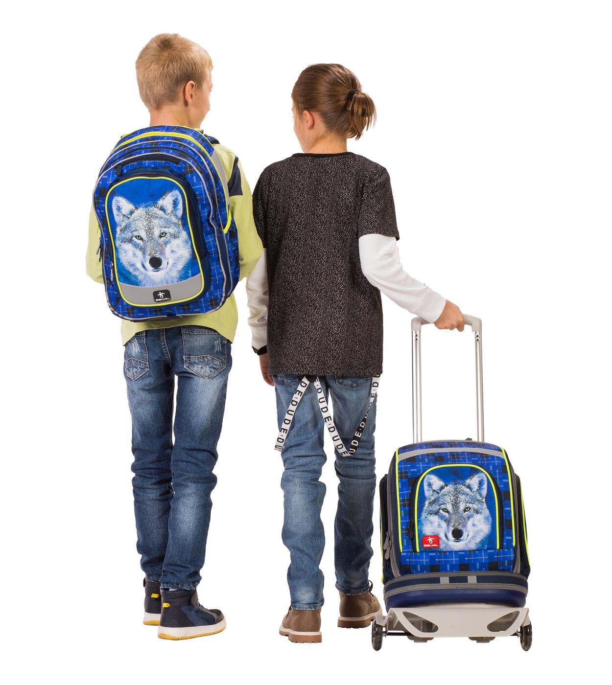 Подростковый рюкзак Belmil FUNCTIONAL 405-37 GAMES, - фото 12