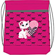 Мешок для обуви Котенок 336-91 CAT IN LOVE