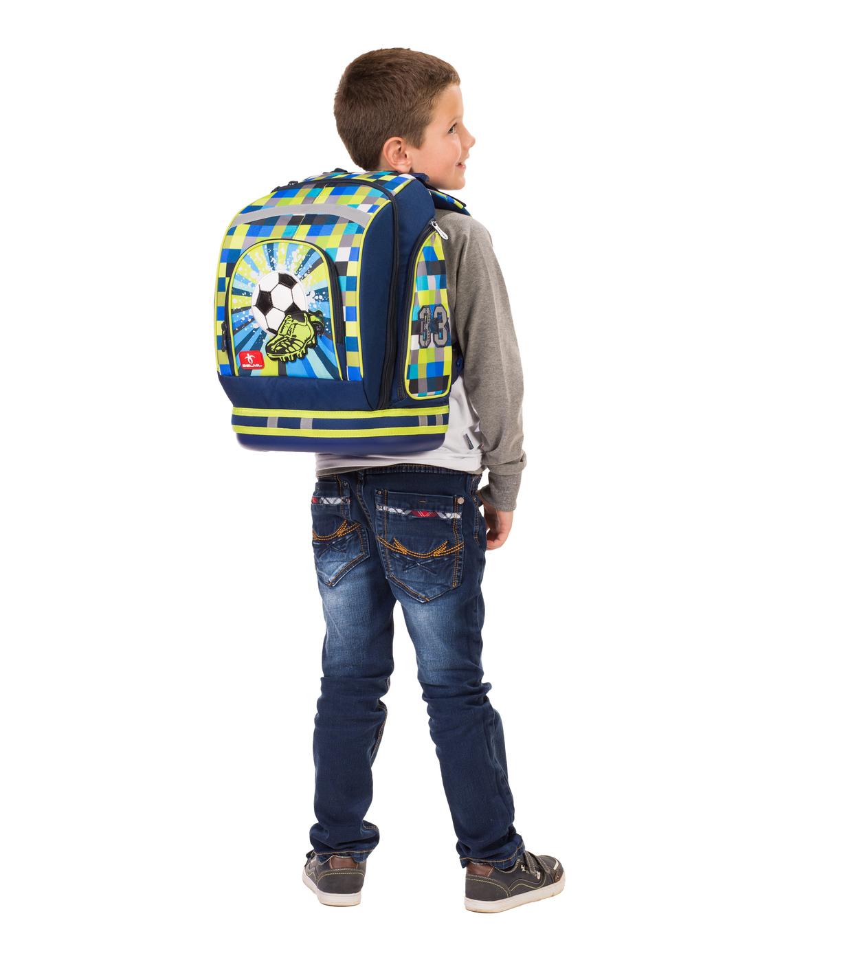 Подростковый рюкзак Belmil FUNCTIONAL 405-37 GAMES, - фото 10