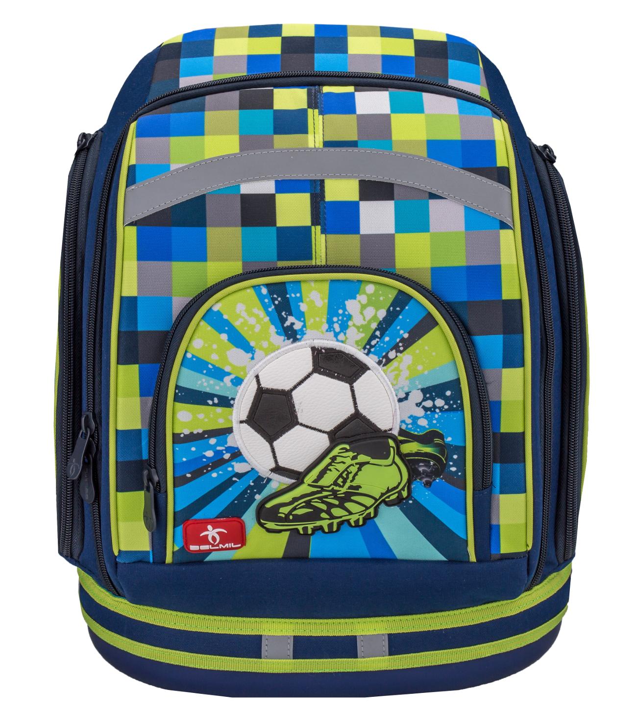 Подростковый рюкзак Belmil FUNCTIONAL 405-37 GAMES, - фото 1