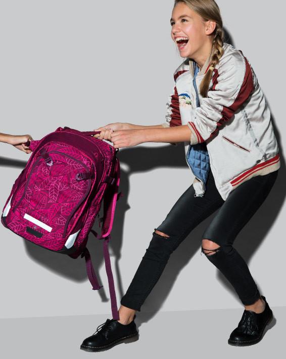 Рюкзак Satch Match для девочки цвет Petrol Pink SAT-MAT-001-350 , - фото 14