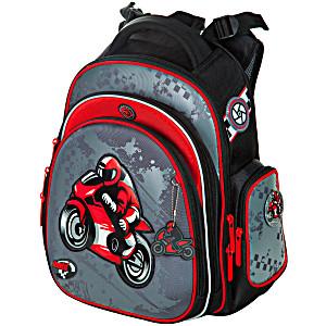 Школьный рюкзак Hummingbird TK47 официальный с мешком для обуви