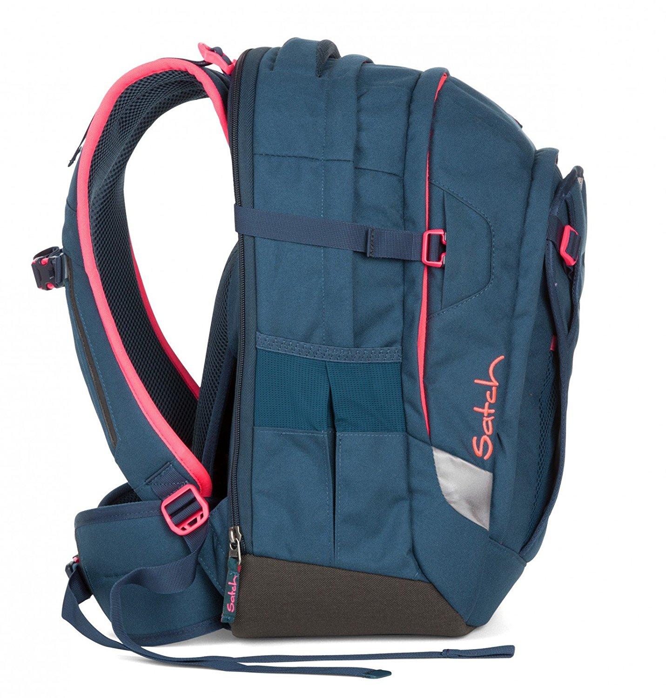 Рюкзак Satch Match для девочки цвет Petrol Pink SAT-MAT-001-350 , - фото 2