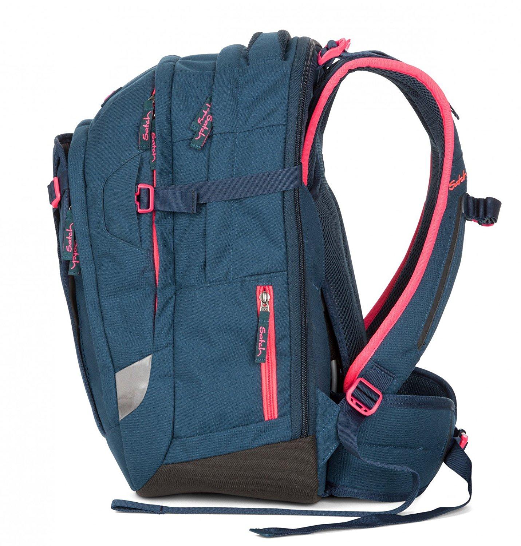 Рюкзак Satch Match для девочки цвет Petrol Pink SAT-MAT-001-350 , - фото 6