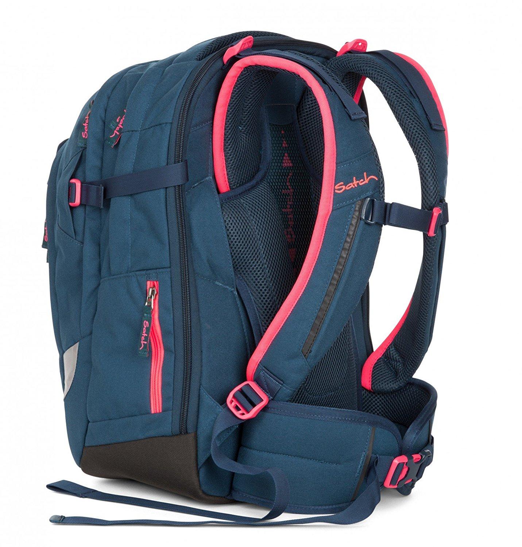 Рюкзак Satch Match для девочки цвет Petrol Pink SAT-MAT-001-350 , - фото 5