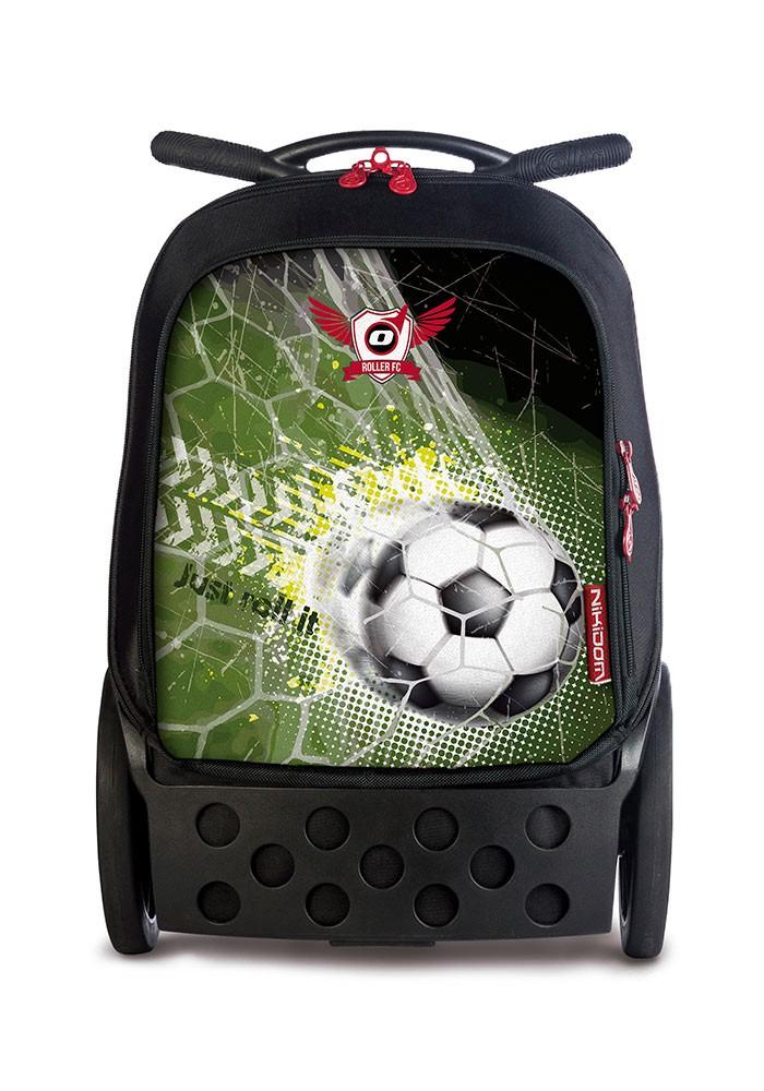 Рюкзак на колесах Nikidom GOAL XL Футбол арт. 9000 (27 литров), - фото 1