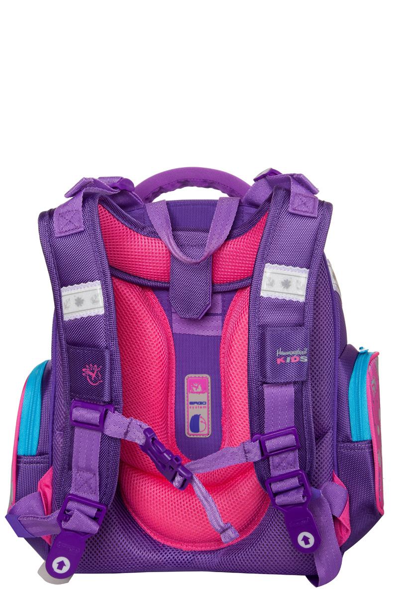 Школьный рюкзак Hummingbird TK55 официальный с мешком для обуви, - фото 4